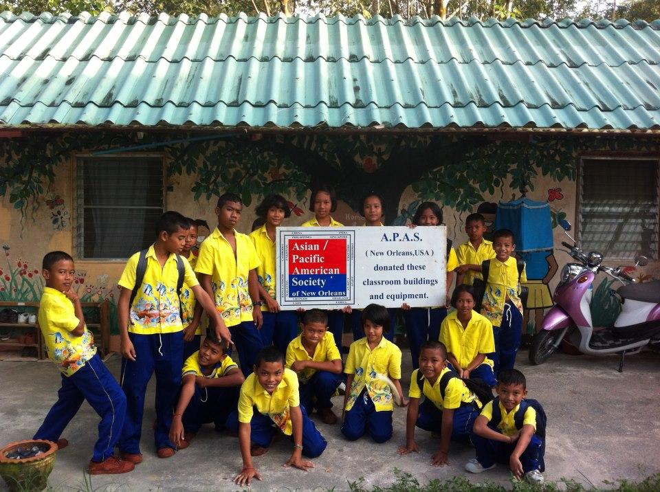 The Home and Life Orphanage in Thailand